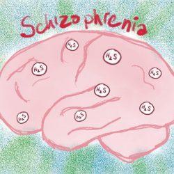 Biomarker für Schizophrenie entdeckt werden können, die im menschlichen Haar