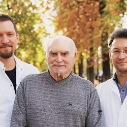 Rentner Lothar konnte nach Infarkt kaum laufen - Mini-Eingriff macht ihn wieder flott