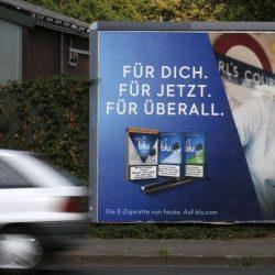 Drogenbeauftragte fordert Werbeverbot für alle Rauchprodukte