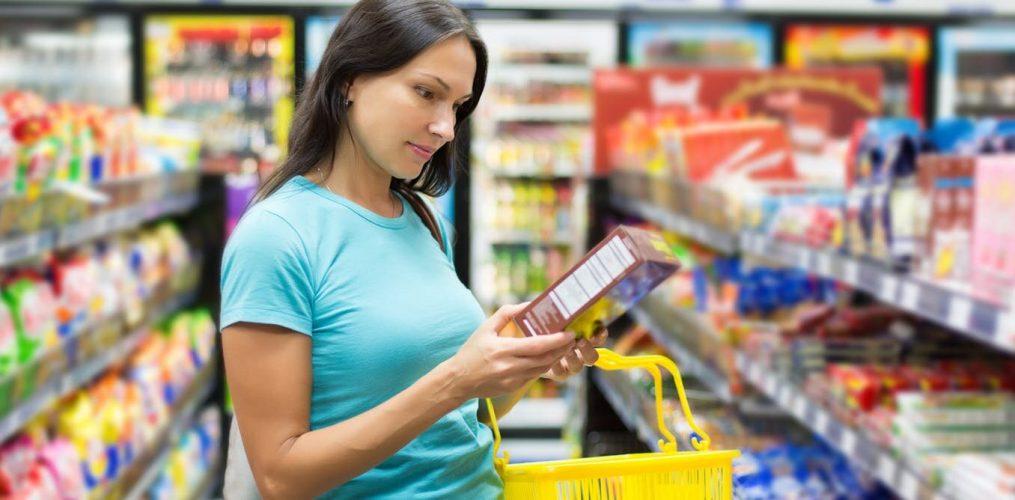 Nein, Portionsgrößen auf Lebensmitteletiketten nicht, sagen Sie uns, wie viel wir Essen sollten