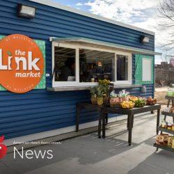 """Einzigartig im Markt sorgt in St. Louis wird seine """"Medizin"""" gesunde Ernährung"""