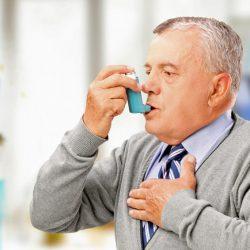 Fettansammlung in der Lunge begünstigt Asthma
