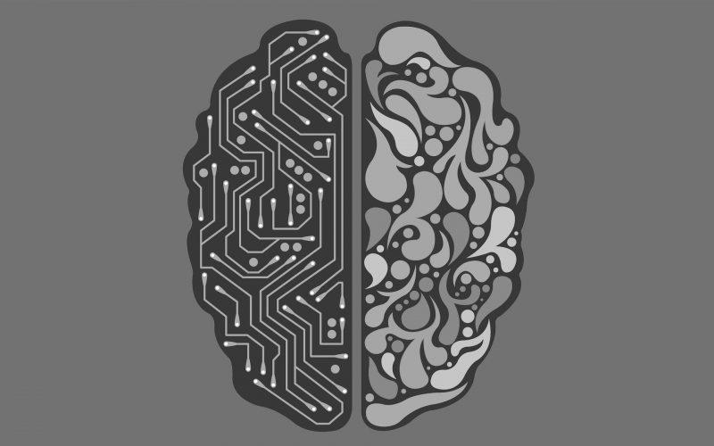 Ziel zu schlagen Schizophrenie die Ziellinie