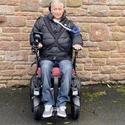 Wenige haben soviel Glück im Leben - Rad-Ikone Michael Bonney nimmt mit bewegenden Worten Abschied