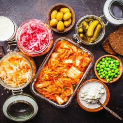 Kombucha, kimchi und Joghurt: Wie fermentierte Lebensmittel könnte die Gesundheit gefährden
