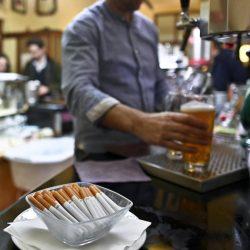 In Österreichs Gastronomie gilt ab heute ein Rauchverbot  – diese Strafen drohen beim Verstoß