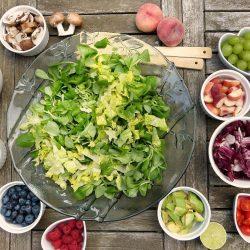 Gesunde Ernährung kann verhindern Ernährungs-Probleme im Kopf-Hals-Krebs-Patienten