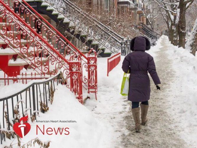 Das kalte Herz Fakten: warum müssen Sie aufpassen im winter