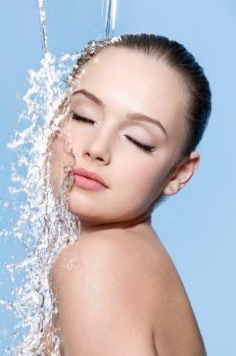 Die Wundersame Wirkung Des Wasser Auf Unsere Haut, Die Allgemeine Gesundheit Fitness