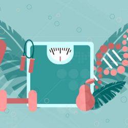 BMI im Laufe der Zeit schlägt die Genetik bei der Vorhersage zukünftiger Fettleibigkeit
