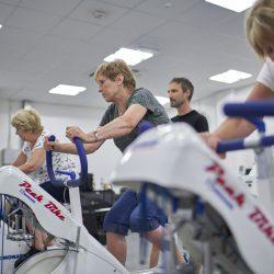Eine minute pro Woche Training reicht aus, um Vorteile für die Gesundheit älterer Menschen