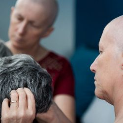 Die American Cancer Society Tropfen Ideale Screening-Alter 45