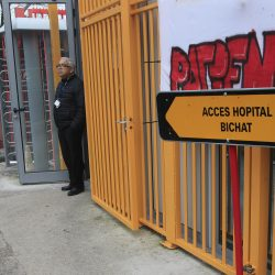 Französischer Arzt: Virus aus China scheint weniger ernst als SARS