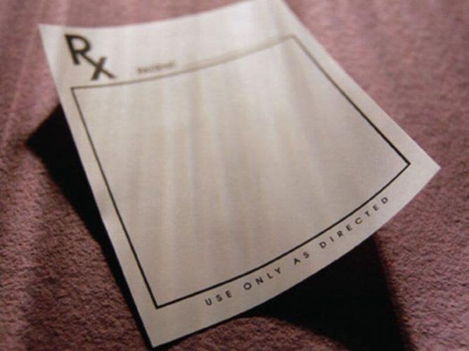 Prävalenz von Buprenorphin-wegbedungen verordnenden ärzte erhöhen