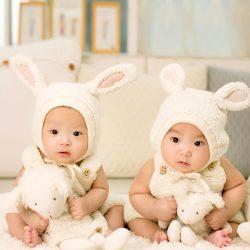 Persistenz der Darm mikrobiellen Belastungen in Zwillinge, getrennt zu Leben, nachdem cohabitating für Jahrzehnte