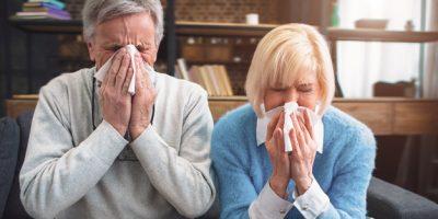 Erkältung: Symptome gezielt lindern
