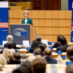 Daten und Technik spielen eine wichtige Rolle in Europa gegen Krebs-Plan, sagt der EU-Chef