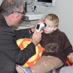 Autismus Auge Scannen könnte dazu führen, Früherkennung