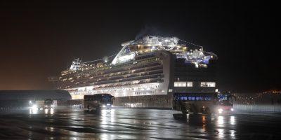 Experten grübeln, warum Kreuzfahrt-Schiff Quarantäne fehlgeschlagen in Japan