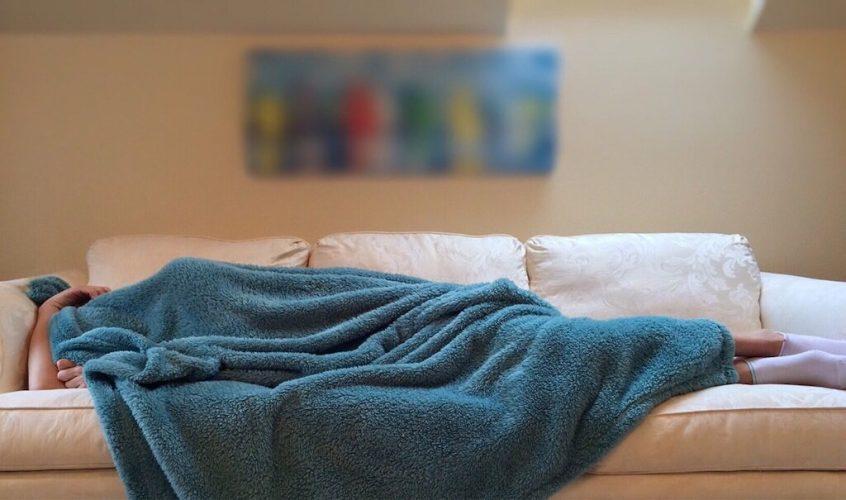 Wie Schlaf hilft, die Jugendliche im Umgang mit sozialer stress