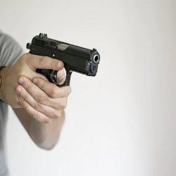 Viele Kinder in ländlichen USA sind nur allzu vertraut mit Handfeuerwaffen