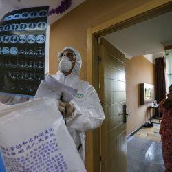 China-virus Todesopfer nähert sich die 1.400, UNS bemoans 'Mangel an Transparenz'