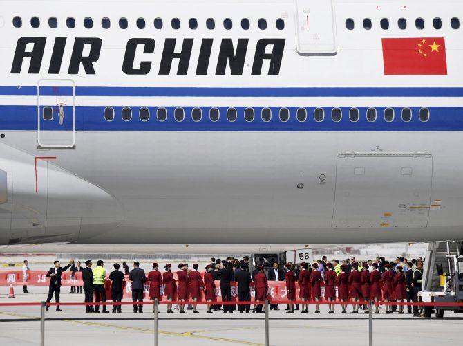 Saudi-Arabien bars-Bürger, Bewohner von Reisen nach China