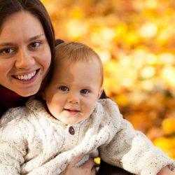 Psychische Gesundheit Herausforderungen, die vier mal höher bei Jungen Müttern
