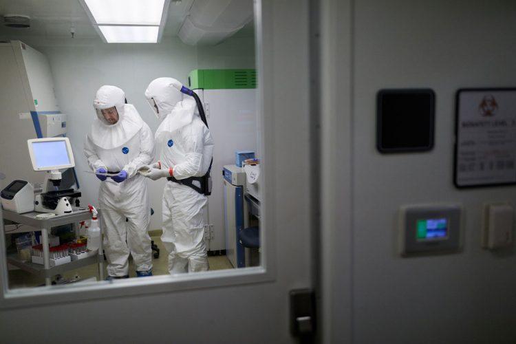 School of Medicine ärzte, Forscher bewältigen coronavirus