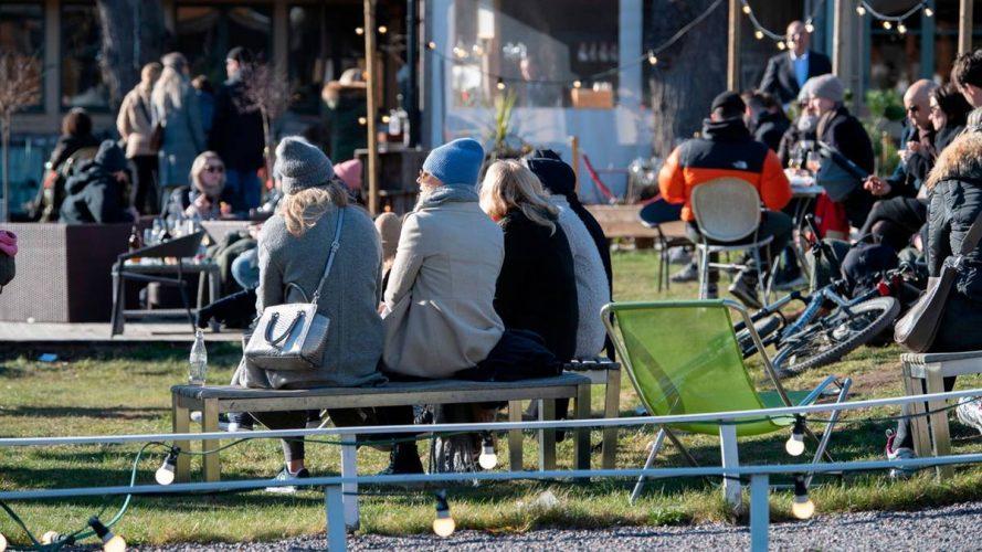 Geöffnete Restaurants und Grundschulen: Die Schweden leben trotz Corona fast normal weiter