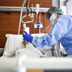 Gouverneur nehmen Sie Ventilatoren für NYC wie in Krankenhäusern, Schnalle
