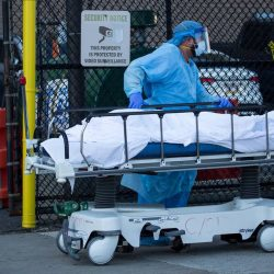 3700 Opfer mehr: New York City korrigiert Zahl der Corona-Toten