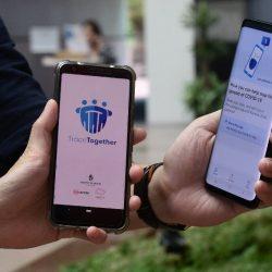 Französische Gesetzgeber, um eine Abstimmung über app Infektion-tracking Mai 11 Ziel