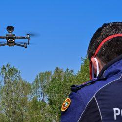 Die Drohnen nehmen die Italiener' - Temperatur und Ausgabe Geldstrafen