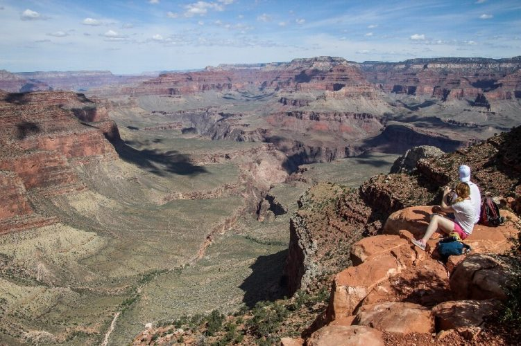 Grand Canyon geschlossen, um öffentlichkeit über coronavirus