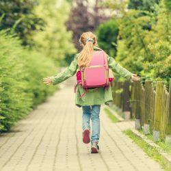 Aktiven schul-und Arbeitsweg machen konnte, die Kinder wieder zur Schule gehen, besser für Ihre Gesundheit und den Planeten