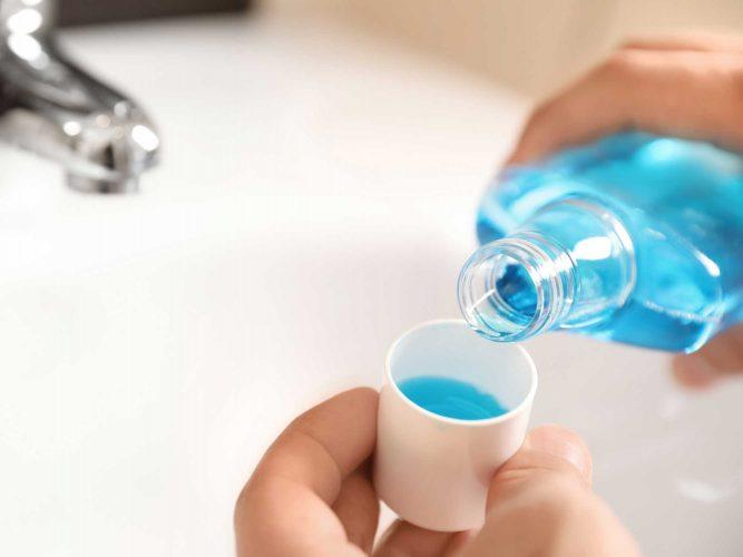 Blutdruck: Mundwasser stört den positiven Effekt von Sport..