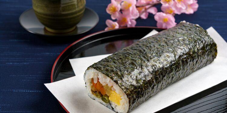 Gesundheitsrisiko: Jodgehalt von Sushi-Blättern zu hoch – Naturheilkunde & Naturheilverfahren Fachportal