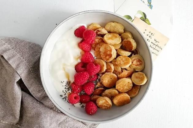 Pancake Cereal: Fluffige Mini-Pancakes sind DER neue Frühstückstrend