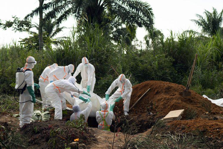 Kongo kündigt Ende der 2. und tödlichsten Ebola-Ausbruch, der jemals