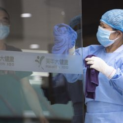 Neue Peking-Ausbruch wirft Viren-Befürchtungen für den rest der Welt