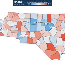 Forschung collaborative veröffentlicht neue Kollektion von North Carolina-Ausgaben für das Gesundheitswesen Daten