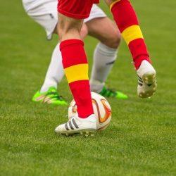 Das Gehirn die Fähigkeit, kreativ zu sein und sich anzupassen, erklärt Spiel-Intelligenz in elite soccer