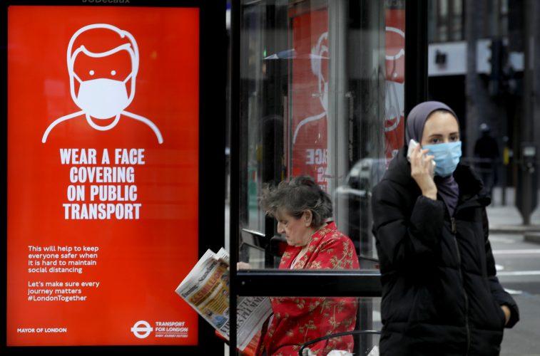 Großbritanniens offizielle virus-bedingten Todesfällen übertrifft die 40.000