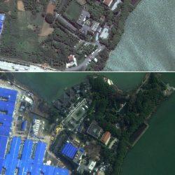 Hinweise auf Satellitenbildern: Kursierte das Coronavirus bereits im Herbst 2019 in Wuhan?