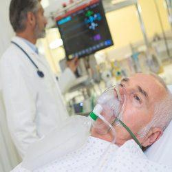 Tun COVID-19 Patienten wirklich alleine sterben?