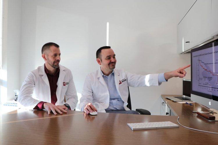 Ergebnisse setzen einen neuen standard für die Blut-basierte Biomarker in der Vorhersage für ein Wiederauftreten des Krebses