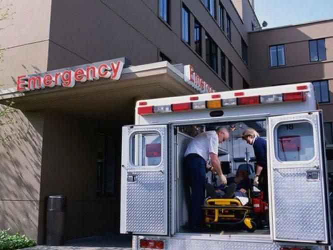 Pandemie hat die Hälfte der US-Krankenhäuser, die bei einem Verlust: Bericht