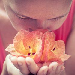 Wie COVID-19 bewirkt, dass Geruch Verlust
