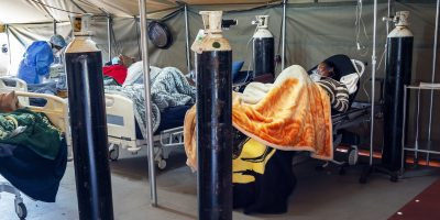 Virus-Fällen heftig in Afrika, Indien, die Ungleichheit sticht